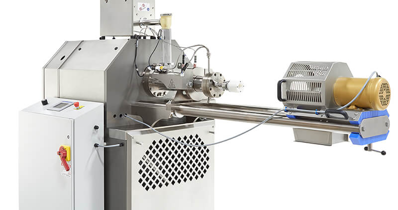 High Pressure Extruder : High pressure extruder reading bakery systems