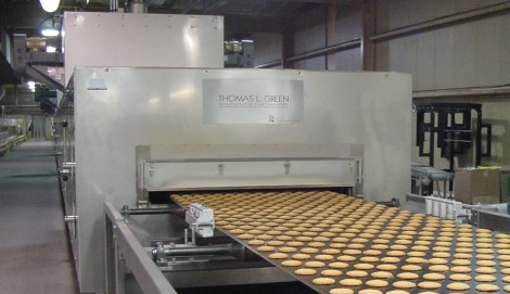 Commercial Cookie Oven Reading Bakery Systems