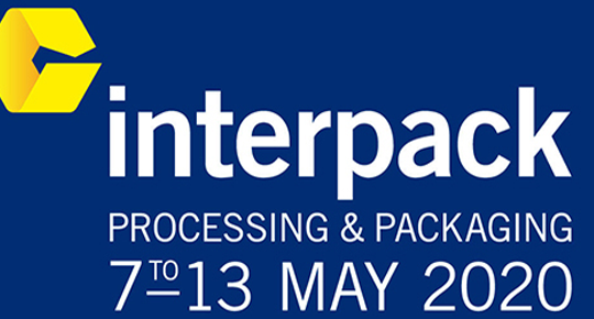 Don't miss RBS at Interpack 2020: Hall 1 Stand B70